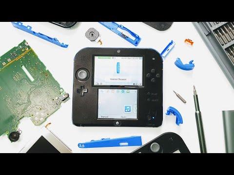 Let's Refurb! - Repairing $10 Nintendo 2DS From Ebay!