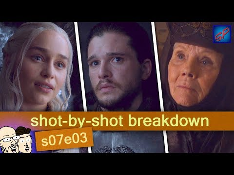 "Game of Thrones s07e03 - ""The Queen's Justice"" - Shot-by-Shot Breakdown/Analysis"
