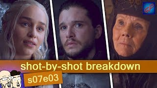 """Video Game of Thrones s07e03 - """"The Queen's Justice"""" - Shot-by-Shot Breakdown/Analysis download MP3, 3GP, MP4, WEBM, AVI, FLV Juli 2018"""