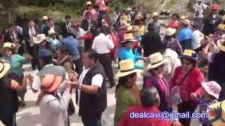 Bailando en Huanza