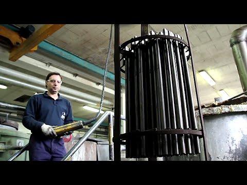 CVA's Nitride Rust Proofing Process