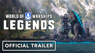 World of Warships: Legends - Official May Update Overview Trailer