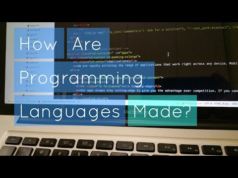 How Are Programming Languages Created | Evolution Of Code