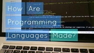 كيف هي لغات البرمجة التي تم إنشاؤها | تطور رمز