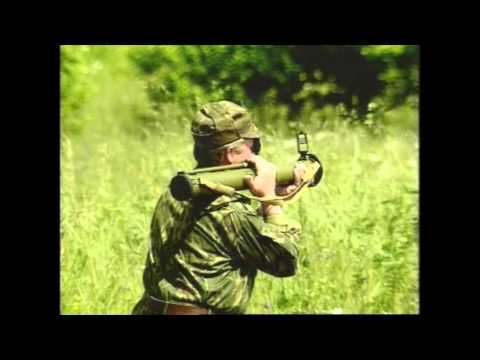 Russian Grenade Launcher RPG-26