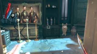 Dishonored   Art Dealers safe combination
