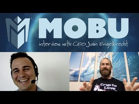 MOBU Interview - The Future of Security Tokens???