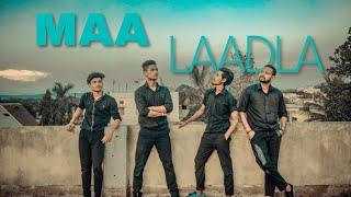 MAA (Laadla)_ Teri ungli pakad ke chala_ Ricky Abhishek Chowdhary_ Dance cover By THE NEXUS CREW.
