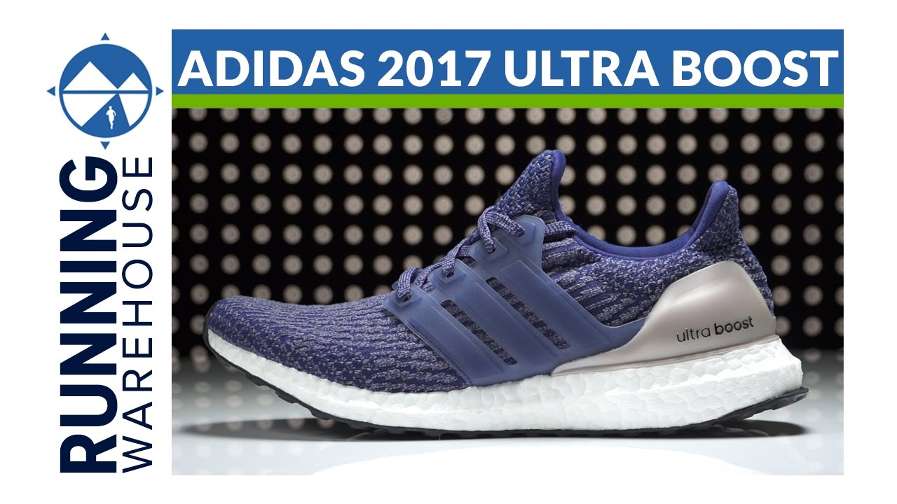 adidas 2017 Ultra Boost for Women. Running Warehouse
