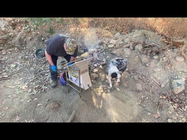 Keene 160 dry washer Makita rechargable blower