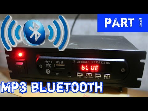 Amplifier #1 : bluetooth amplifier for smartphone