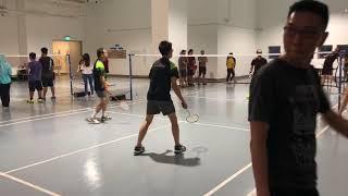 Badminton Doubles 3 Part 2