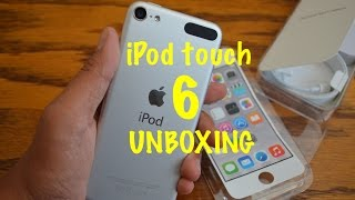iPod touch 6th Generation (Silver) Unboxing & Review