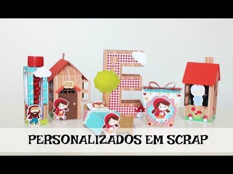 ESTHER FAZ 2 - Festa Chapeuzinho Vermelho - #preparativos11