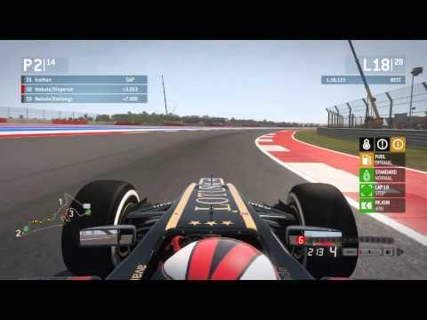 NRL: WD Championship - S2/R14 - United States GP Race