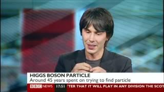 Brian Cox Higgs Boson Particle Discovery BBC