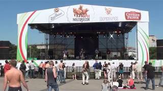 Петербургский Фестиваль Кваса и Пива 2011.  Группа AndquotКвэксandquot 2011. Видео - Александр Травин
