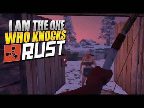 I Am The One Who Knocks (Rust Co-Op Survival) #12
