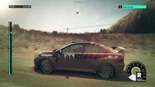 Spectators reacts to the horn in Dirt 3