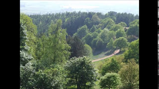 THE CLENT HILLS WORCESTERSHIRE