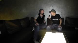 """H-Blockx Interview mit Frontmann Henning Wehland zum neuen Album """"HBLX"""" auf Ozelot.TV"""