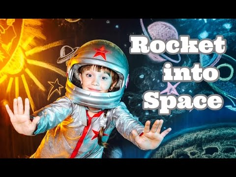 Rocket Into Space - Children's Bedtime Story/Meditation