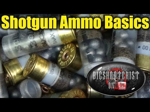 Shotgun Ammo Basics
