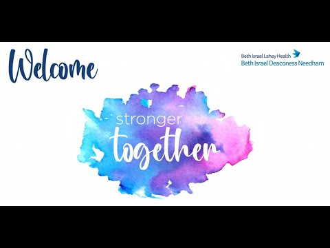 BID Needham's Stronger Together Virtual Benefit