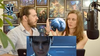 StarCraft II Heart Of The Swarm Страхи и Надежды | Реакция
