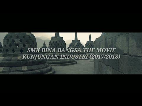 SMK BINA BANGSA THE MOVIE - KUNJUNGAN INDUSTRI KE JOGJAKARTA 2017/2018