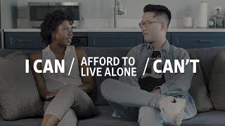 Roommates vs. Living Alone | My Money Dilemma | WSJ