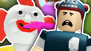 ESCAPE FROM MCDONALDS!! | Roblox