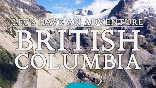 BRITISH COLUMBIA SEASON 1 - Vancouver Canada