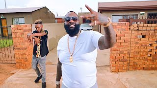 Kwesta - I Came I Saw ft. Rick Ross | Behind the Scenes