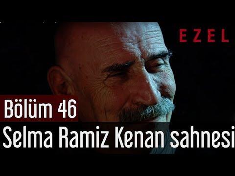 Ezel Bolum Selma Ramiz Kenan Sahnesi