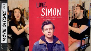 Love, Simon | Movie Review | MovieBitches Ep 183