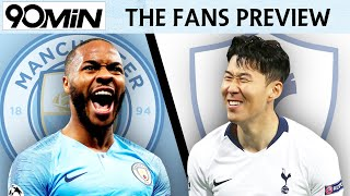 MAN CITY VS TOTTENHAM! Can Spurs beat Man City again after 4-3 result!? Does this boost Liverpool?
