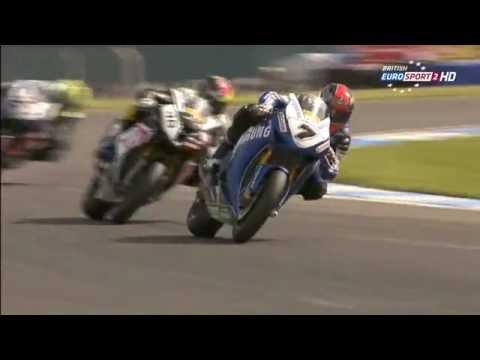 Race 1 Highlights, Round 9 Donington Park - MCE Insurance British Superbike Championship