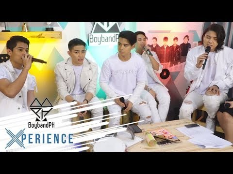 BoybandPH sings The Way You Look At Me