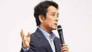 リクルート峰岸真澄社長が語る「1兆円企業をつくるための5つの鍵~世界で戦える日本発のインターネット企業になるためには?」