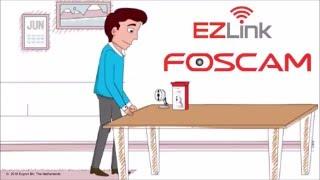 Foscam EZlink uitleg (animatie)