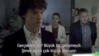 Sherlock 1x1 - The Meeting Scene (Turkish Subtitle)