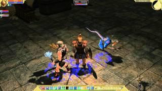 Titan Quest Immortal Throne - Multiplayer Gameplay