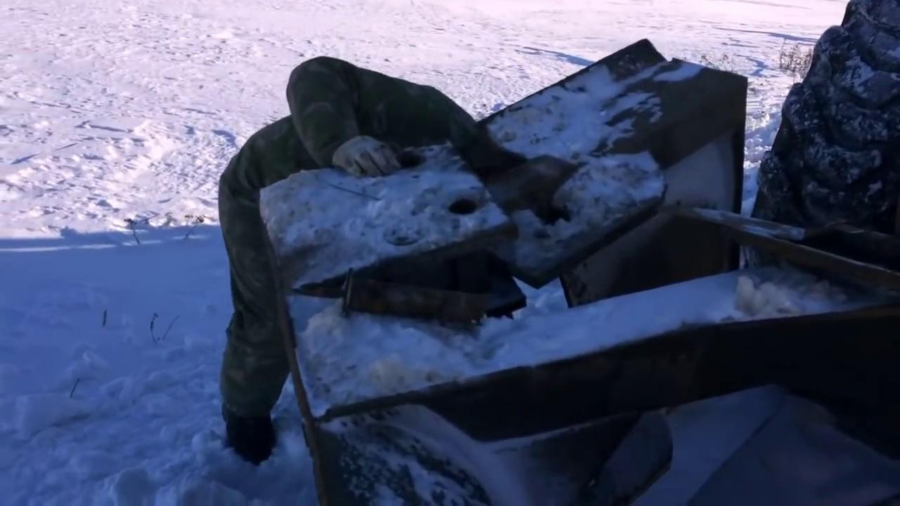 Снежный отвал для уборки на Газель - YouTube