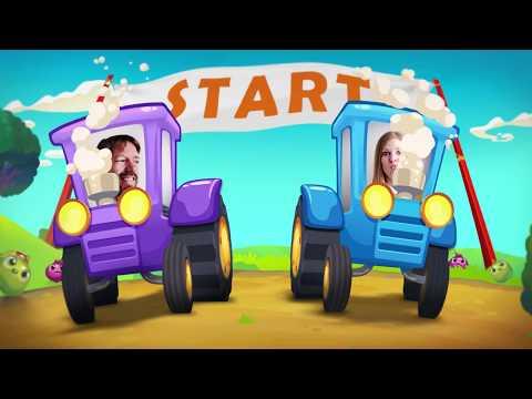 Farm Heroes Saga - Tractor Dash OUT NOW!