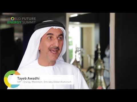 Energy Efficiency: Tayeb Awadhi, Emirates Global Aluminium