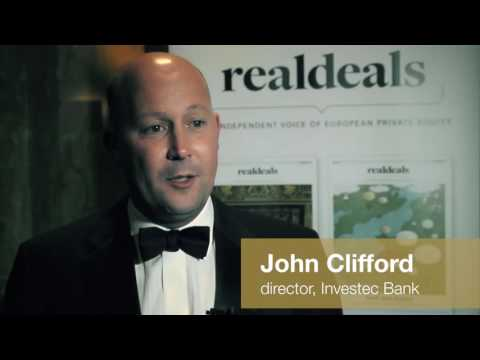 Private Equity Awards 2016 by Real Deals at The Hilton Park Lane