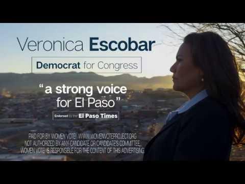 TX-16 Veronica Escobar Border Hero Update