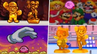Evolution of Nintendo Easter Eggs & Cameos in Kirby Games (1992 - 2019)