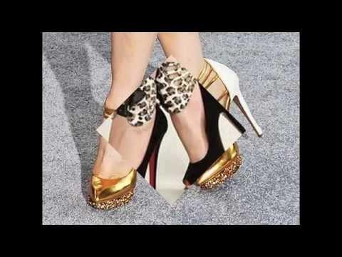 8c1056c2da Os 20 Sapatos Mais Lindos do Mundo. - YouTube